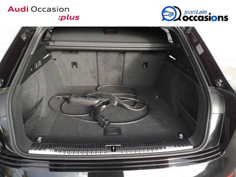 Audi E-tron e-tron 55 quattro 408 ch Avus 5p Noir occasion à Annemasse - photo n°10