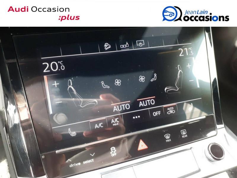 Audi E-tron e-tron 55 quattro 408 ch Avus 5p Noir occasion à Annemasse - photo n°14