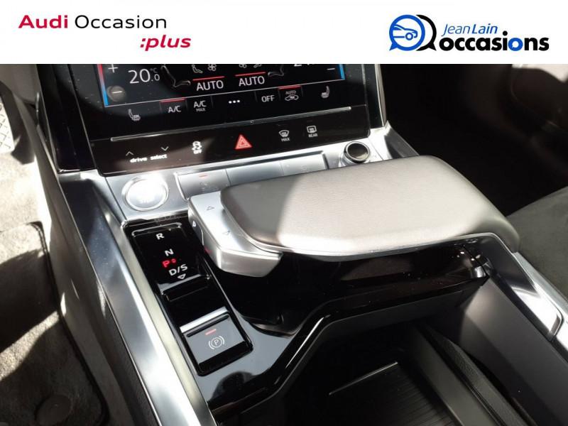 Audi E-tron e-tron 55 quattro 408 ch Avus 5p Noir occasion à Annemasse - photo n°13
