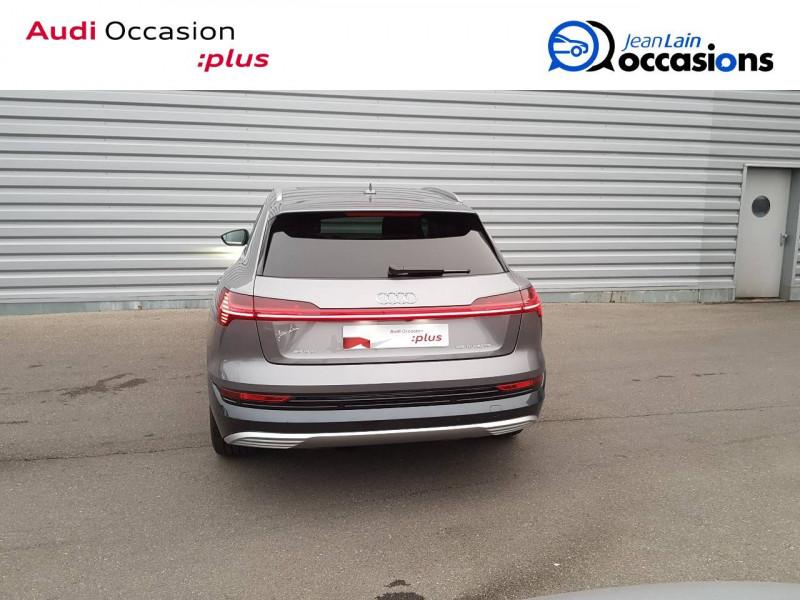 Audi E-tron e-tron 55 quattro 408 ch Avus Extended 5p Gris occasion à Seynod - photo n°6
