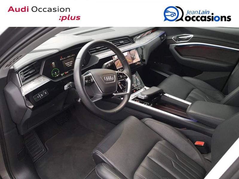 Audi E-tron e-tron 55 quattro 408 ch Avus Extended 5p Gris occasion à Seynod - photo n°11