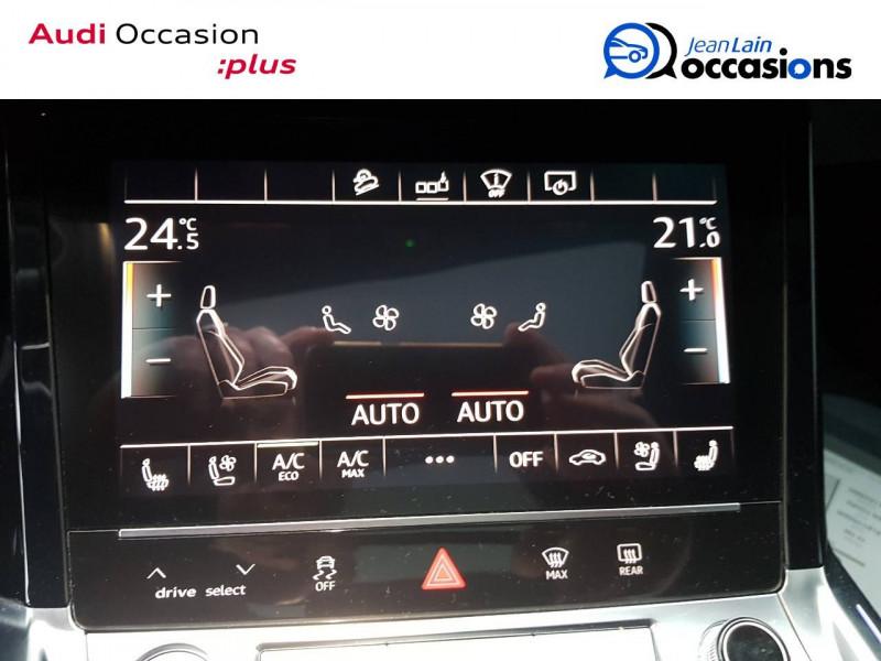 Audi E-tron e-tron 55 quattro 408 ch Avus Extended 5p Gris occasion à Seynod - photo n°14