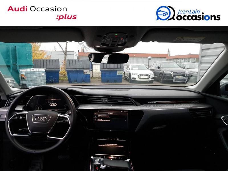 Audi E-tron e-tron 55 quattro 408 ch Avus Extended 5p Gris occasion à Seynod - photo n°18