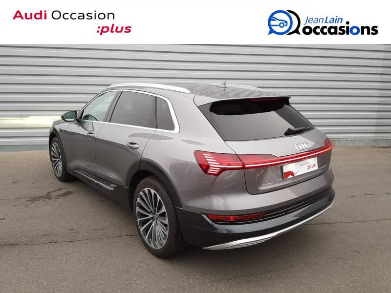 Audi E-tron e-tron 55 quattro 408 ch Avus Extended 5p Gris occasion à Seynod - photo n°7