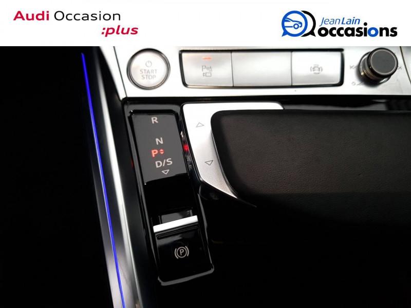 Audi E-tron e-tron 55 quattro 408 ch Avus Extended 5p Gris occasion à Seynod - photo n°13
