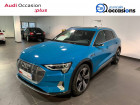 Audi E-tron e-tron 55 quattro 408 ch Edition One 5p Bleu à Meythet 74