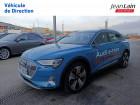 Audi E-tron e-tron 55 quattro 408 ch Edition One 5p Bleu à Cessy 01