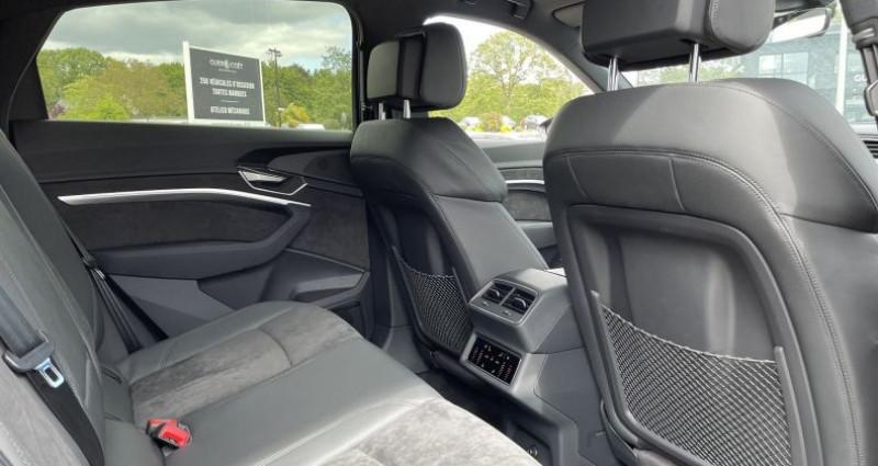 Audi E-tron SPORTBACK 50 230CH S LINE E-QUATTRO Gris occasion à GUER - photo n°6