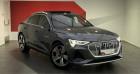 Audi E-tron SPORTBACK Sportback 50 quattro 313 ch S line Gris à Saint-Ouen 93
