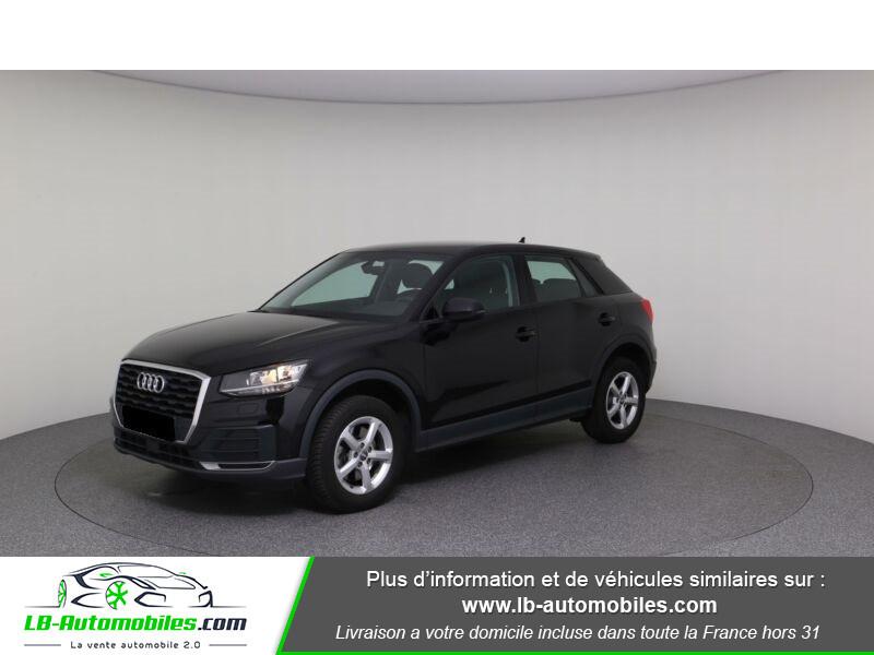 Audi Q2 1.0 TFSI 116 ch Noir occasion à Beaupuy