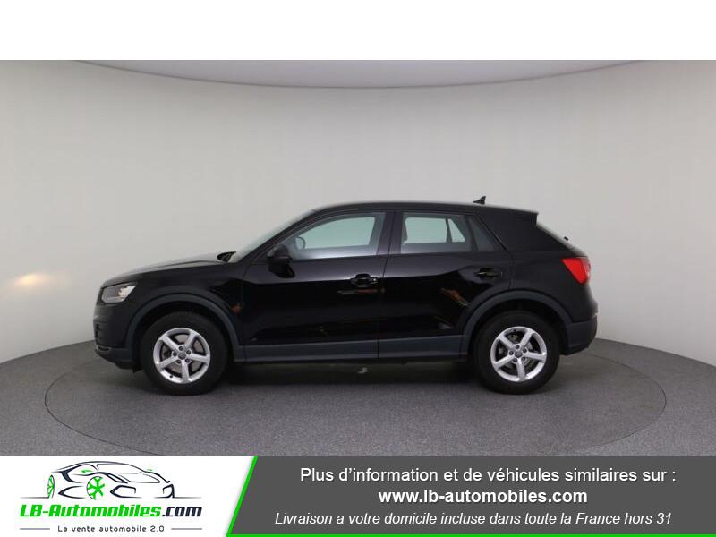 Audi Q2 1.0 TFSI 116 ch Noir occasion à Beaupuy - photo n°5