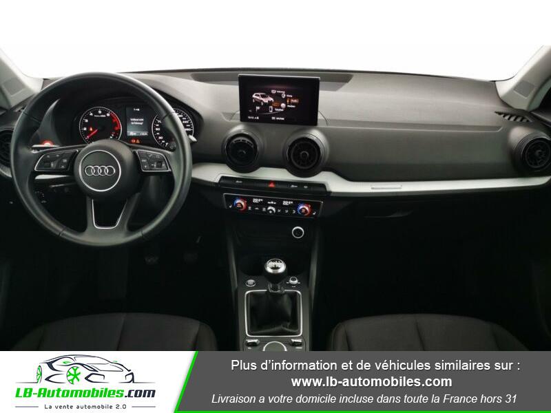 Audi Q2 1.0 TFSI 116 ch Noir occasion à Beaupuy - photo n°2