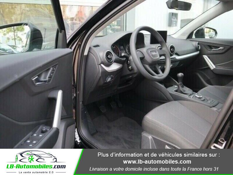 Audi Q2 1.0 TFSI 116 ch Noir occasion à Beaupuy - photo n°4