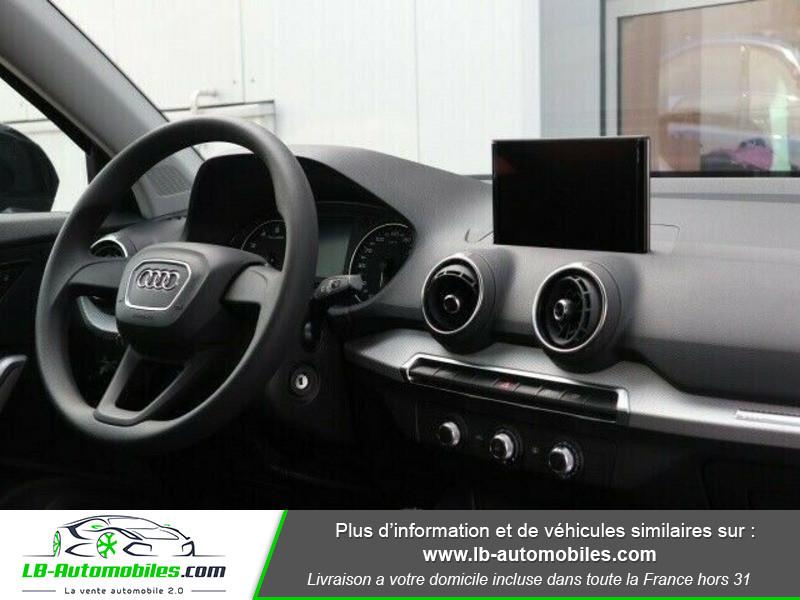 Audi Q2 1.0 TFSI 116 ch Noir occasion à Beaupuy - photo n°6