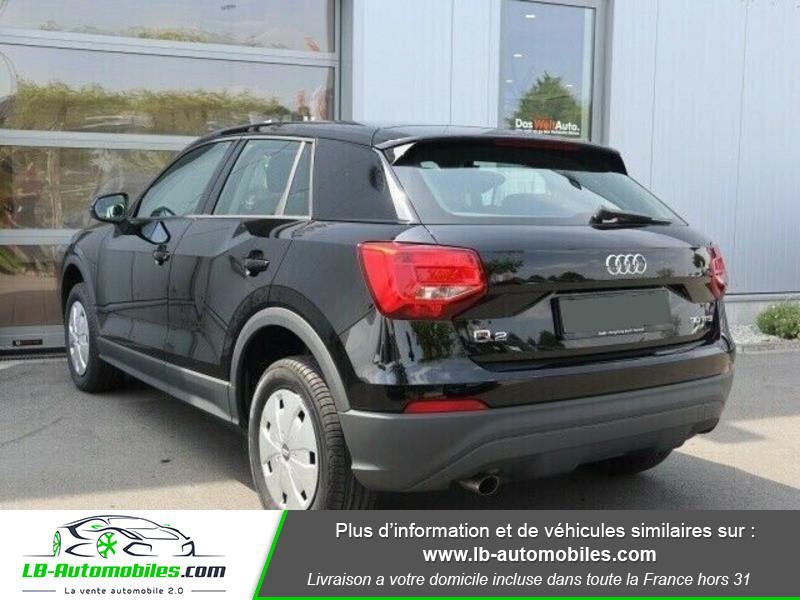 Audi Q2 1.0 TFSI 116 ch Noir occasion à Beaupuy - photo n°8