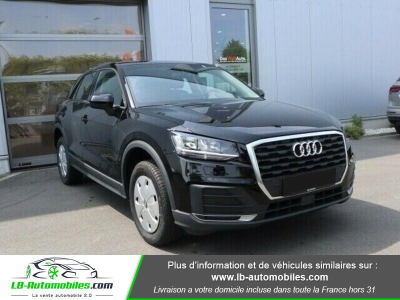 Audi Q2 1.0 TFSI 116 ch Noir occasion à Beaupuy - photo n°9