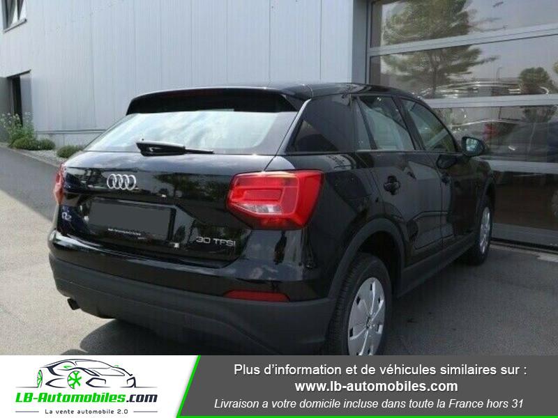 Audi Q2 1.0 TFSI 116 ch Noir occasion à Beaupuy - photo n°3