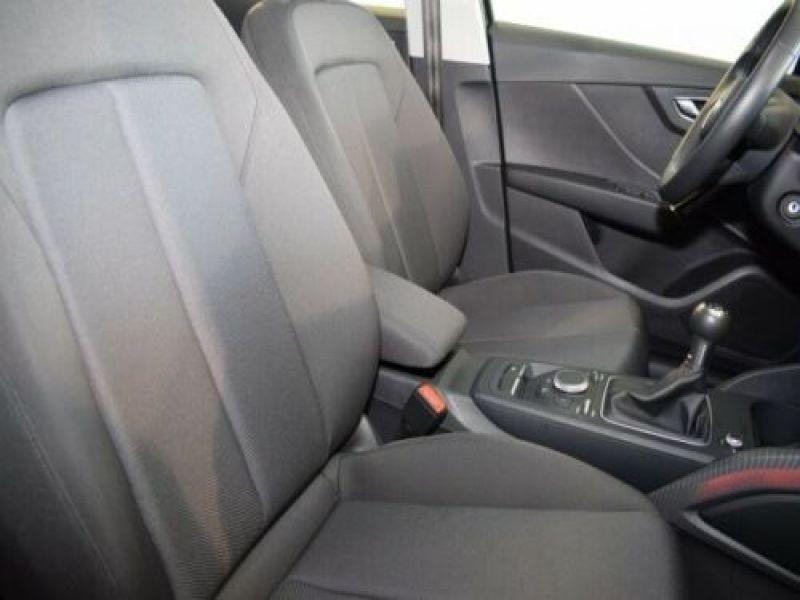Audi Q2 1.0 TFSI 116 Noir occasion à Beaupuy - photo n°4