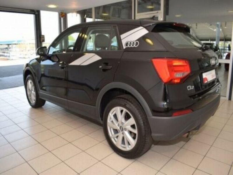 Audi Q2 1.0 TFSI 116 Noir occasion à Beaupuy - photo n°3