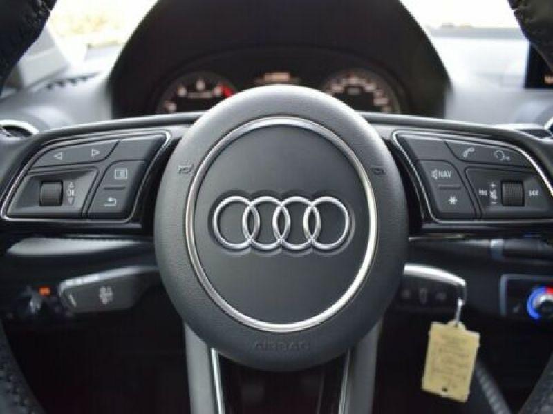 Audi Q2 1.0 TFSI 116 Noir occasion à Beaupuy - photo n°7