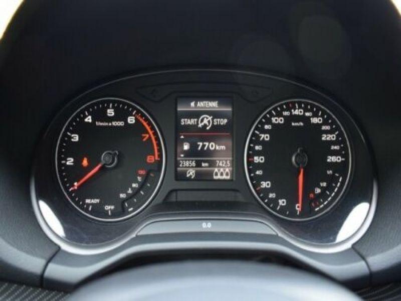 Audi Q2 1.0 TFSI 116 Noir occasion à Beaupuy - photo n°6