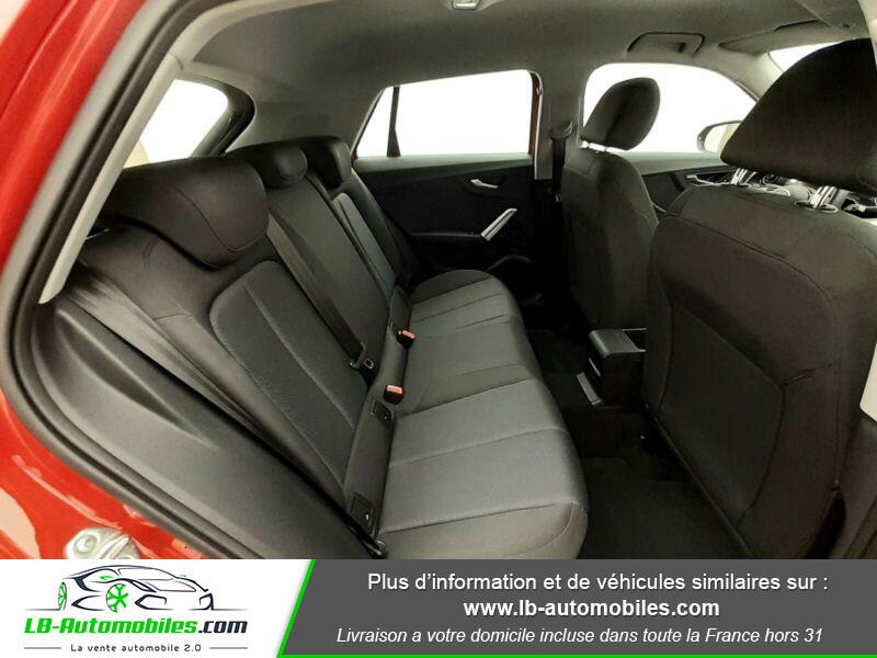 Audi Q2 1.4 TFSI 150 ch Rouge occasion à Beaupuy - photo n°5