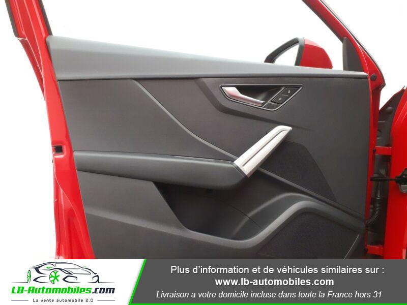 Audi Q2 1.4 TFSI 150 ch Rouge occasion à Beaupuy - photo n°11