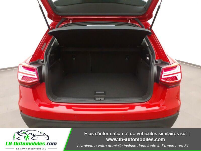 Audi Q2 1.4 TFSI 150 ch Rouge occasion à Beaupuy - photo n°13