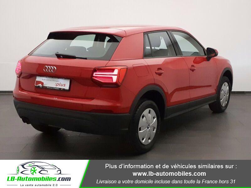 Audi Q2 1.4 TFSI 150 ch Rouge occasion à Beaupuy - photo n°3