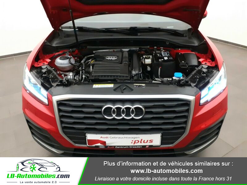 Audi Q2 1.4 TFSI 150 ch Rouge occasion à Beaupuy - photo n°12