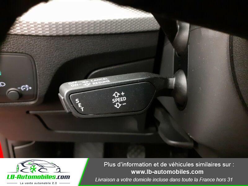 Audi Q2 1.4 TFSI 150 ch Rouge occasion à Beaupuy - photo n°7