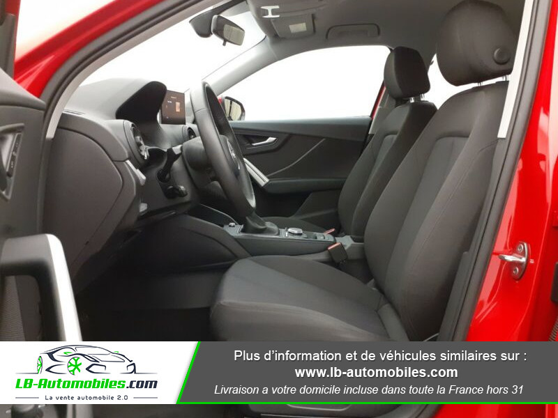 Audi Q2 1.4 TFSI 150 ch Rouge occasion à Beaupuy - photo n°10