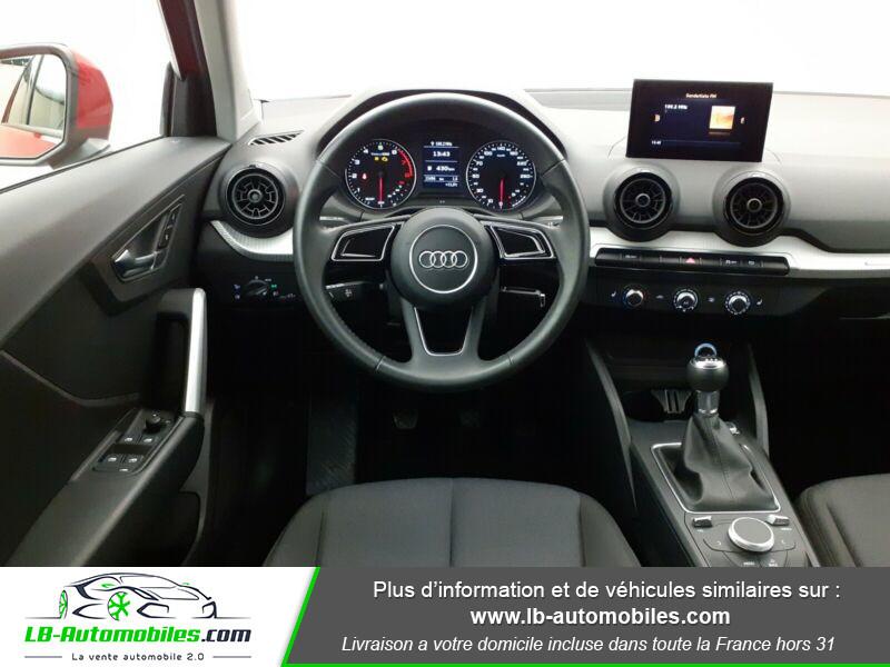 Audi Q2 1.4 TFSI 150 ch Rouge occasion à Beaupuy - photo n°6