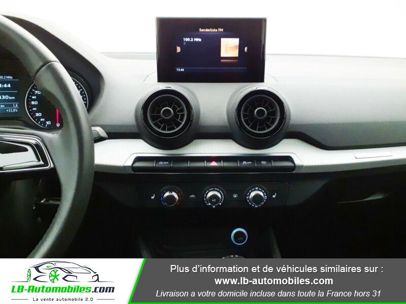 Audi Q2 1.4 TFSI 150 ch Rouge occasion à Beaupuy - photo n°8