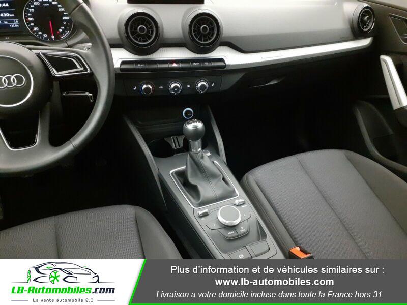 Audi Q2 1.4 TFSI 150 ch Rouge occasion à Beaupuy - photo n°9
