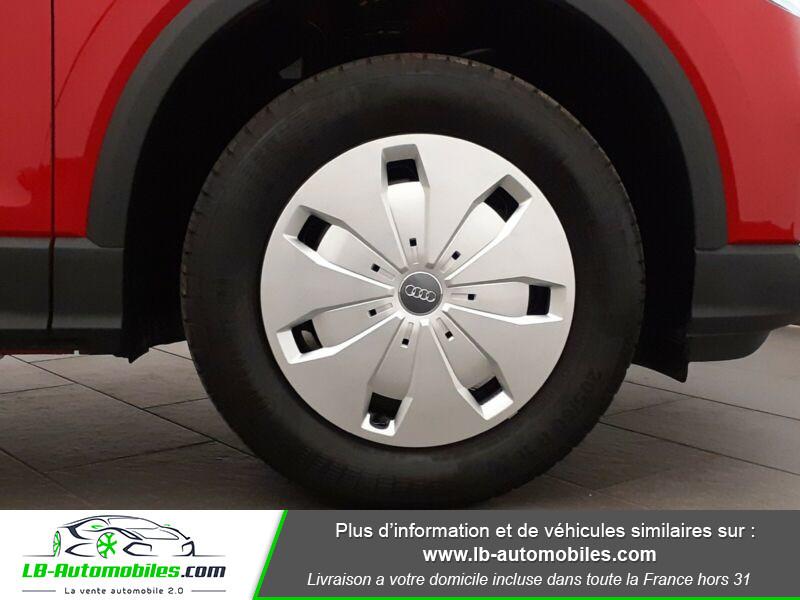 Audi Q2 1.4 TFSI 150 ch Rouge occasion à Beaupuy - photo n°14
