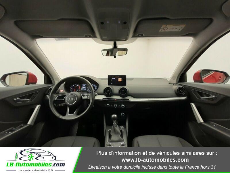 Audi Q2 1.4 TFSI 150 ch Rouge occasion à Beaupuy - photo n°2