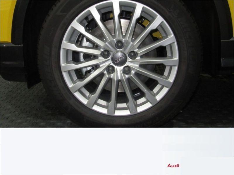 Audi Q2 1.4 TFSI 150 cv Jaune occasion à Beaupuy - photo n°9