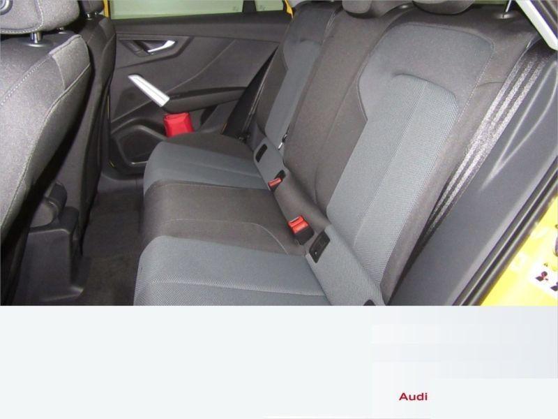Audi Q2 1.4 TFSI 150 cv Jaune occasion à Beaupuy - photo n°6
