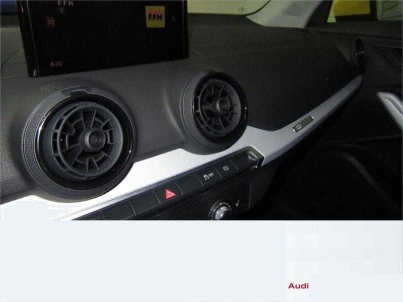 Audi Q2 1.4 TFSI 150 cv Jaune occasion à Beaupuy - photo n°7