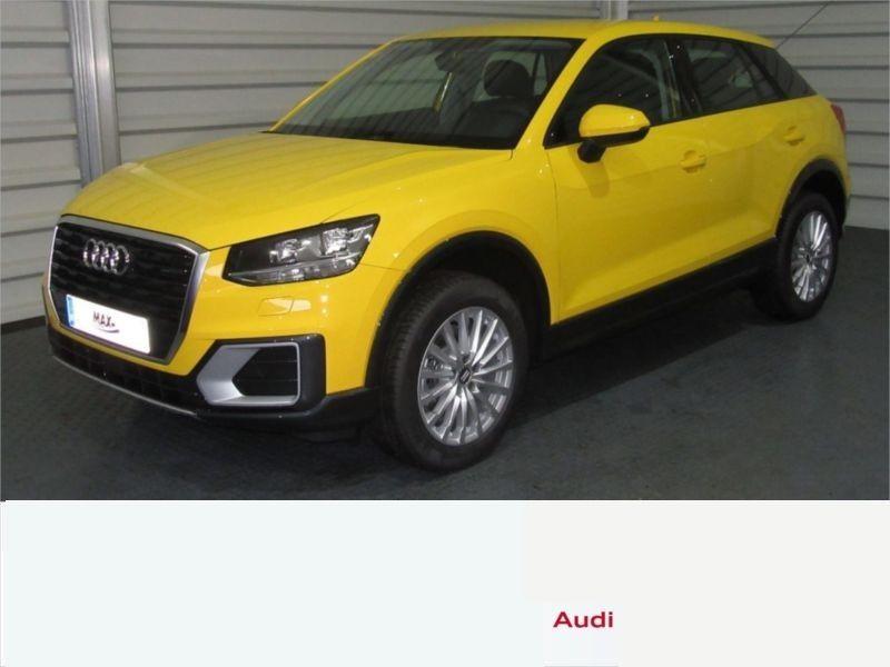 Audi Q2 1.4 TFSI 150 cv Jaune occasion à Beaupuy