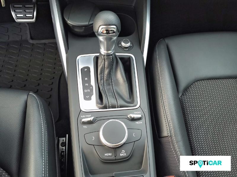 Audi Q2 1.4 TFSI 150ch COD S line S tronic 7 Orange occasion à Figeac - photo n°15