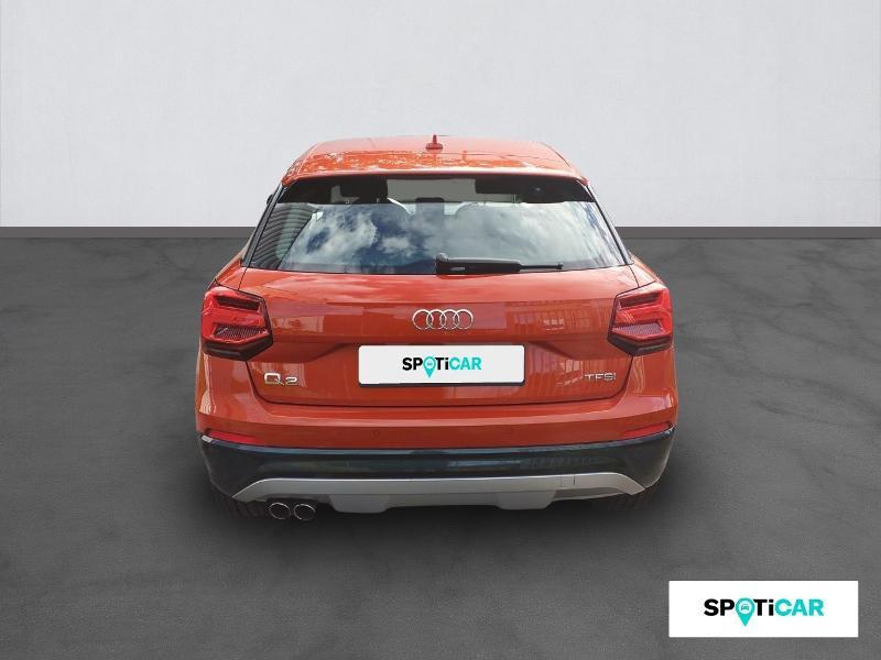 Audi Q2 1.4 TFSI 150ch COD S line S tronic 7 Orange occasion à Figeac - photo n°5
