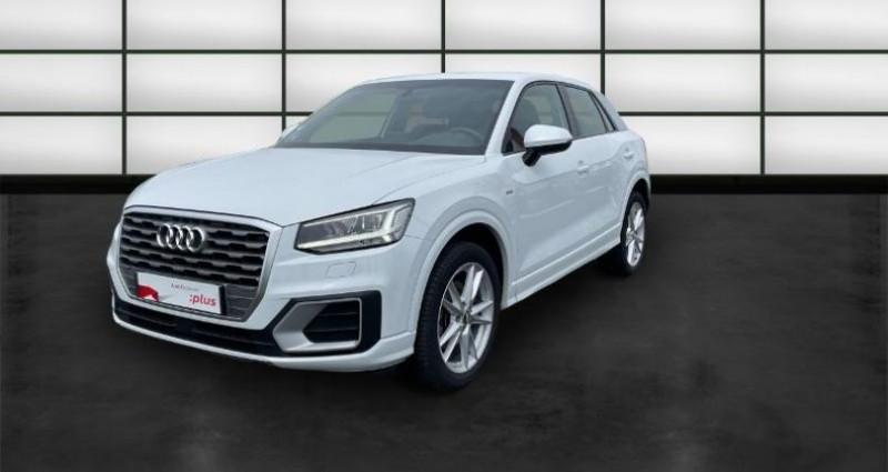 Audi Q2 1.4 TFSI 150ch COD S line Blanc occasion à La Rochelle
