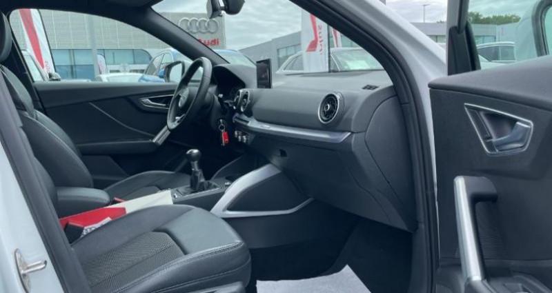Audi Q2 1.4 TFSI 150ch COD S line Blanc occasion à La Rochelle - photo n°7