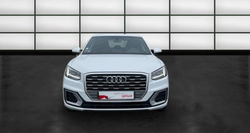 Audi Q2 1.4 TFSI 150ch COD S line Blanc occasion à La Rochelle - photo n°2