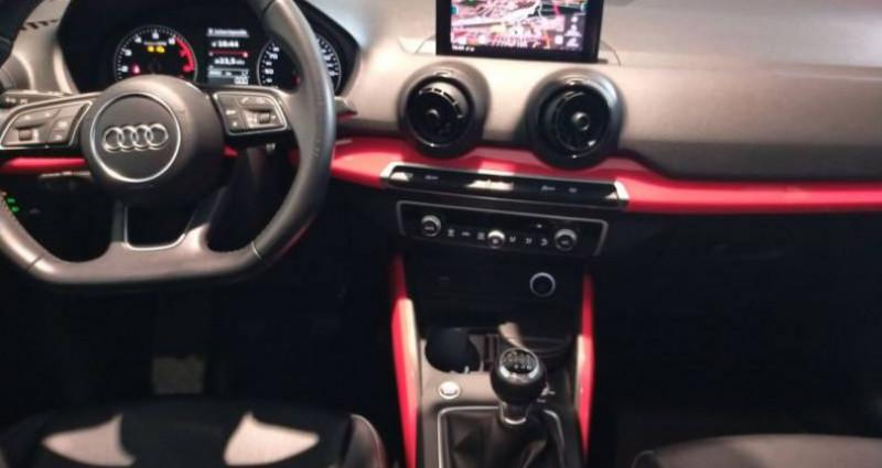 Audi Q2 1.4 TFSI COD 150 ch BVM6 Design Luxe Rouge occasion à Chenove - photo n°6