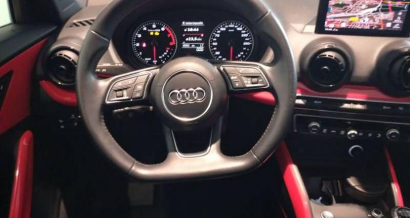 Audi Q2 1.4 TFSI COD 150 ch BVM6 Design Luxe Rouge occasion à Chenove - photo n°5