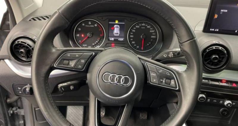 Audi Q2 1.4 TFSI COD 150 ch BVM6 Design Luxe Gris occasion à AHUY - photo n°5