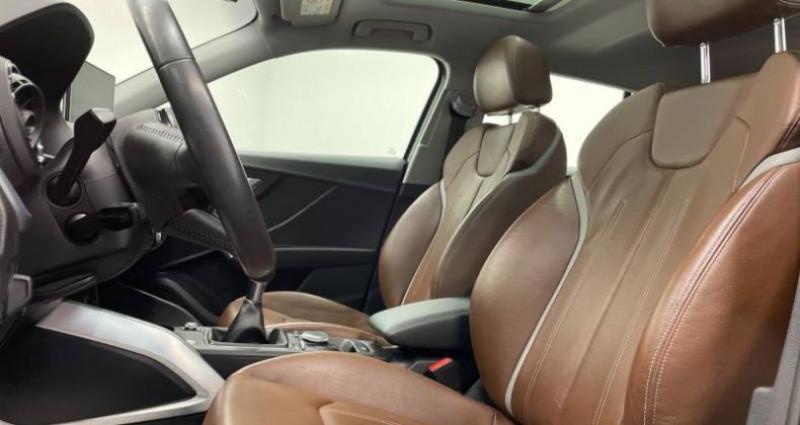 Audi Q2 1.4 TFSI COD 150 ch BVM6 Design Luxe Gris occasion à AHUY - photo n°7